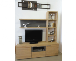 MEUBLE TV STYLE CONTEMPORAIN