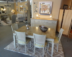 BUFFET STYLE CHARME
